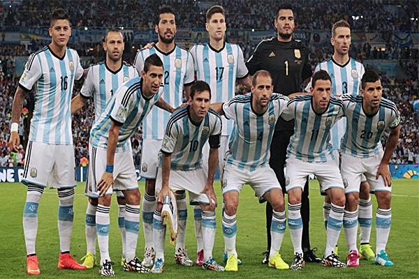 Сборная Аргентины: состав сборной