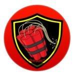 Динамит Логотип