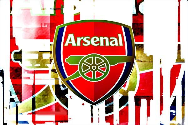 Лондонский арсенал новый логотип