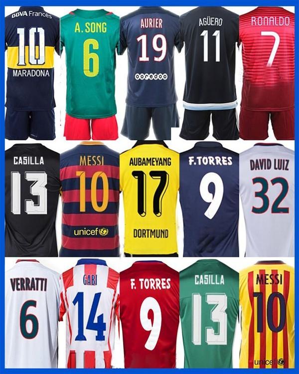 Номера известных футболистов