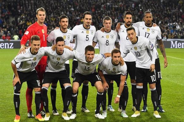 Сборная Германии по футболу