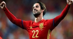 Иско будет лидером сборной Испании