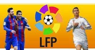 борьба за лучшего бомбардира Ла Лиги 2018