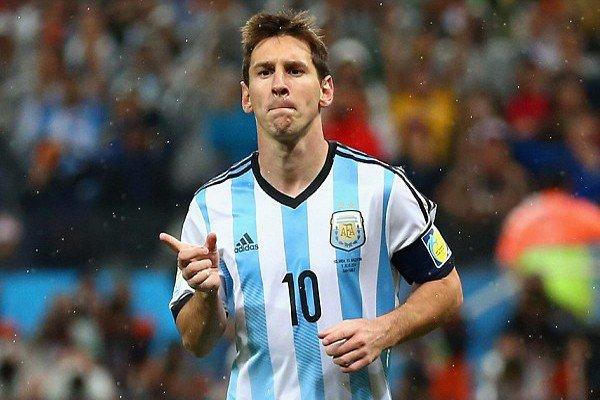 Месси сборная Аргентины