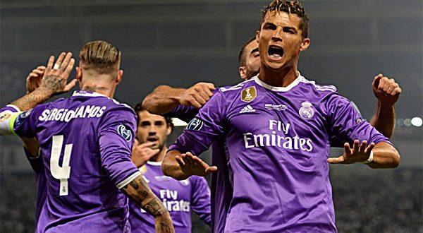 Причины, по которым Реал Мадрид победит в Лиге Чемпионов 2017-2018