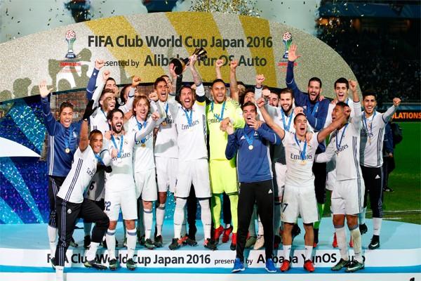 Реал Мадрид - клубный чемпионат мира 2016