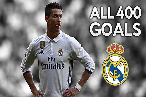 Роналду в Реал Мадриде