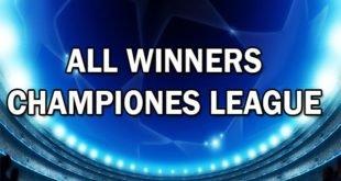 Все чемпионы Лиги Чемпионов