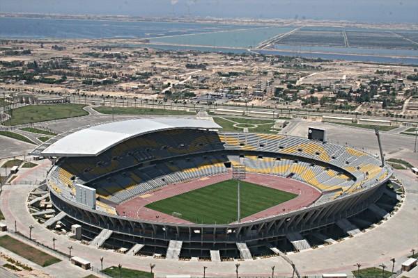 Стадион Борг Аль-Араб (