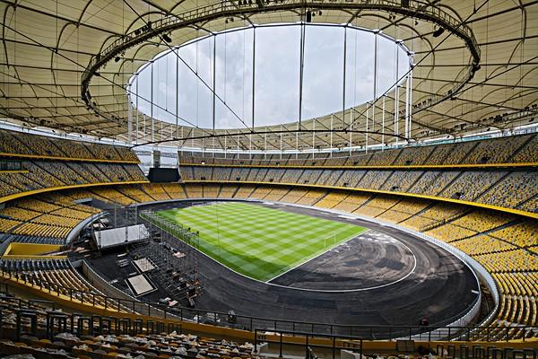 стадион Букит-джалил
