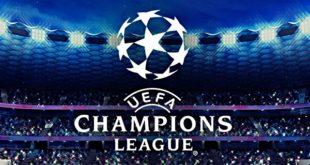 Жеребьёвка 1/8 финала Лиги Чемпионов УЕФА 2017-2018