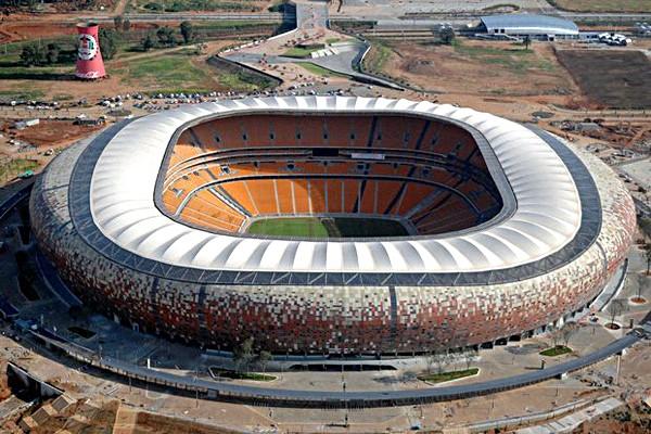 Стадион Соккер Сити в ЮАР