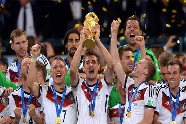 Германия - чемпиона мира 2014