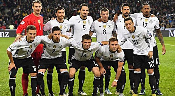 Состав сборной Германии на ЧМ-2018