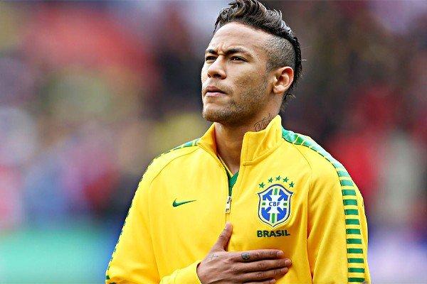 Неймар сборная Бразилии