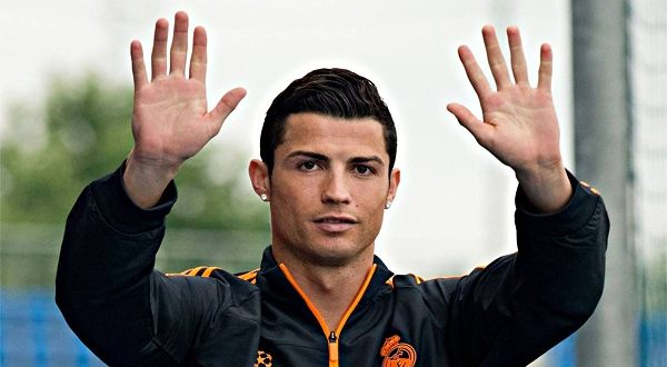 Официальная зарплата Криштиану Роналду в Реале