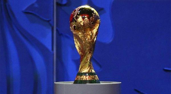 Жеребьёвка чемпионата мира по футболу 2018