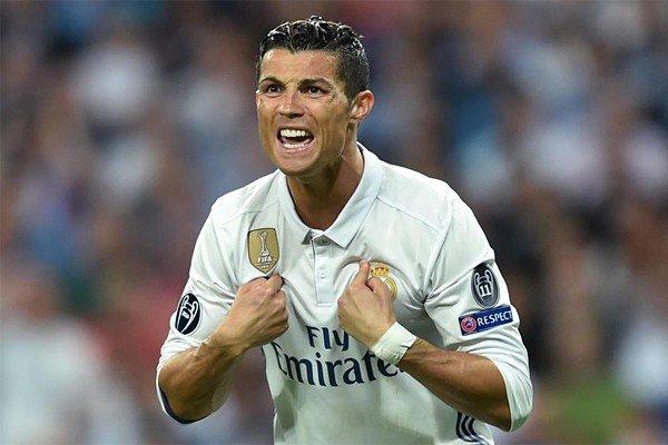 Роналду - самый быстрый футболист в мире