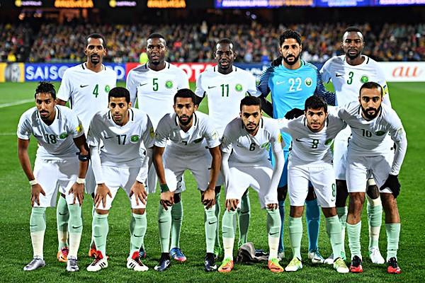 Сборная Саудовской Аравии по футболу 2017