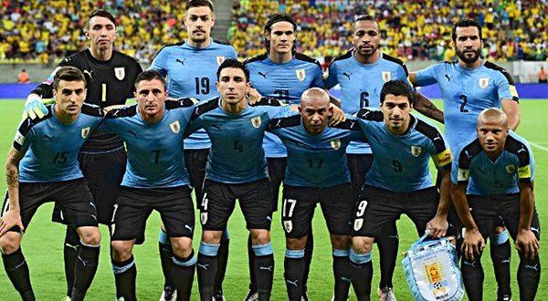 Состав сборной Уругвая на ЧМ-2018