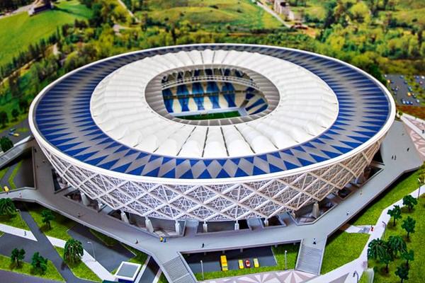 Волгоград стадион