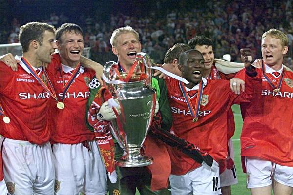 МЮ-Бавария 2:1 финал ЛЧ 1999