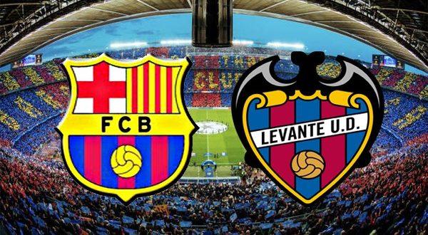 Барселона – Леванте: прогноз на матч 07.01.2018