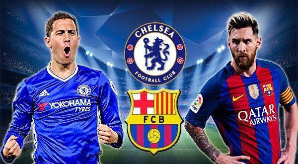 Челси – Барселона 20 февраля 2018: Прогноз на матч 1/8 ЛЧ