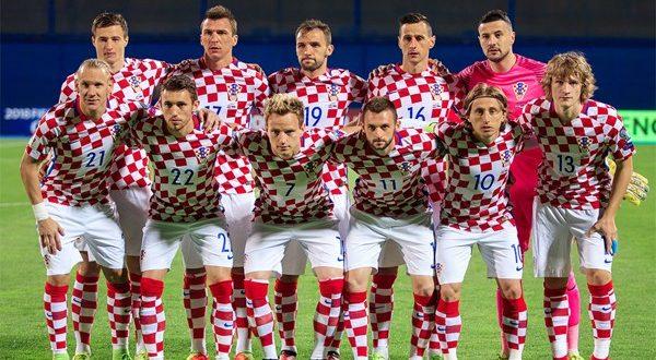 Состав сборной Хорватии на ЧМ-2018