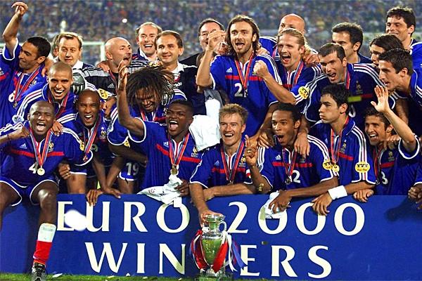 Франция - Португалия 2-1 Евро 2000