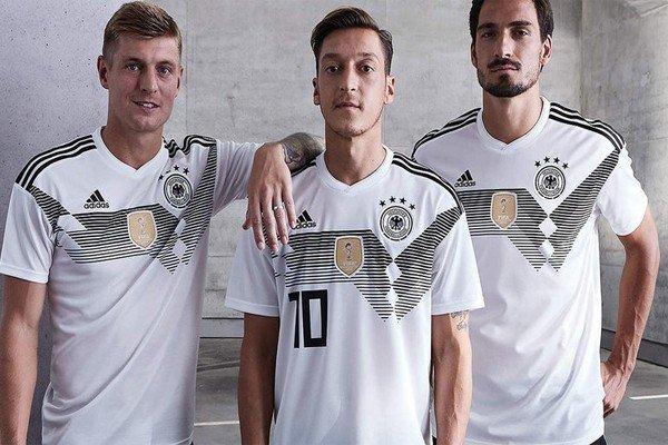 форма германии 2018