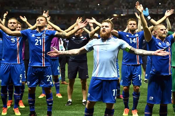 Состав сборной Исландии по футболу