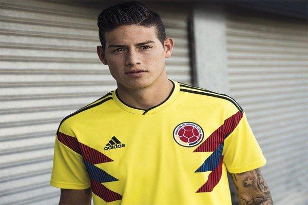 Колумбия форма чм 2018