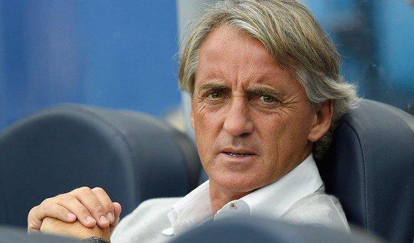 Роберто Манчини - тренер сборной Италии