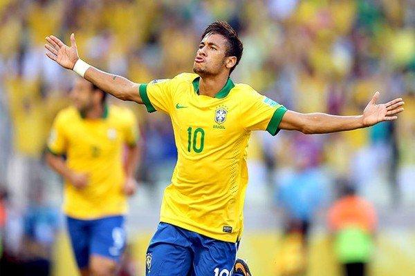 Неймар Бразилия