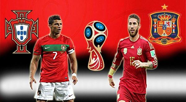 Португалия - Испания прогноз 15.06.2018