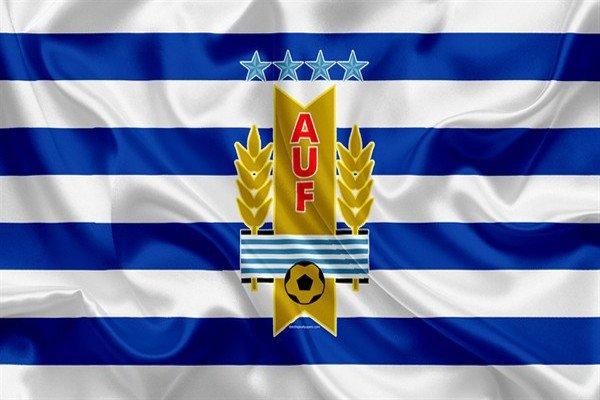 Уругвай - небесно-голубые