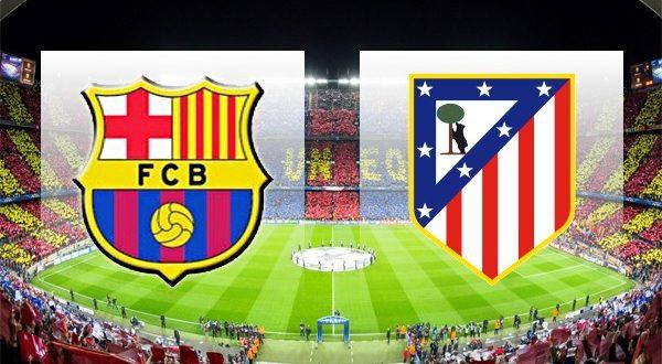 Прогноз на матч Барселона – Атлетико 04.03.2018