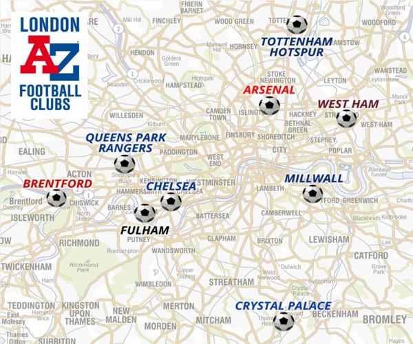 Футбольные клубы лондона в премьер лиге [PUNIQRANDLINE-(au-dating-names.txt) 49