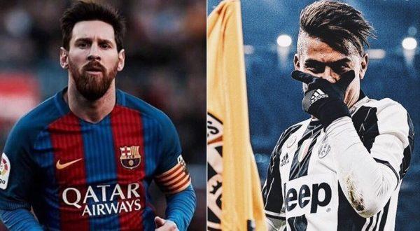 Лучшие причёски знаменитых футболистов в 2018 году