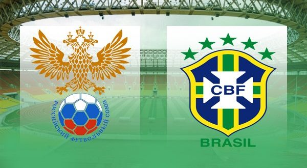 Россия – Бразилия 23 марта 2018: прогноз на матч и обзор коэффициентов