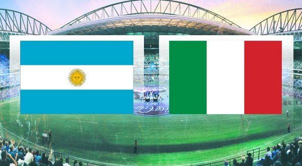 Прогноз на матч Аргентина – Италия 23 марта 2018