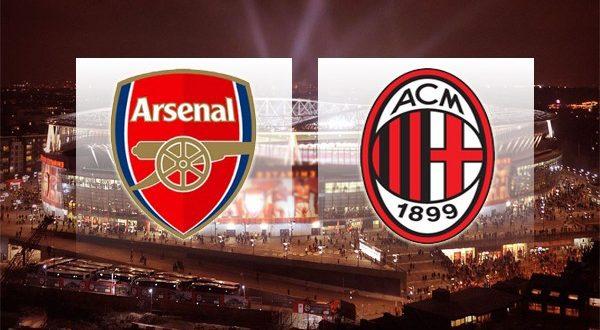 Прогноз на матч Арсенал – Милан 15 марта 2018 года