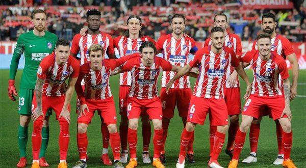 Какие зарплаты у футболистов Атлетико Мадрид?