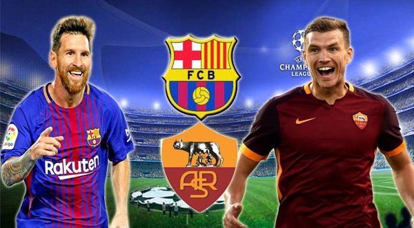 Барселона – Рома 4 марта 2018: прогноз и ставка на матч ЛЧ