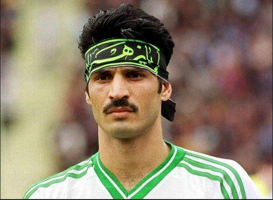 Иранец Али Даеи