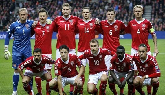 Состав сборной Дании по футболу на ЧМ-2018