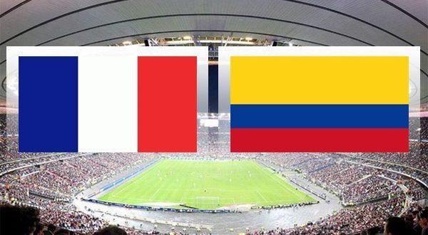 Франция – Колумбия (23.03.2018): прогноз на матч с описанием