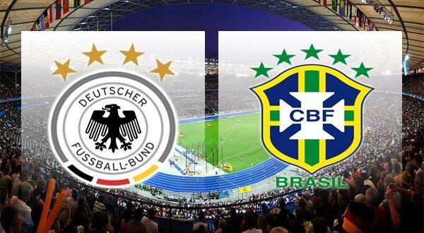 Германия – Бразилия (27.03.2018): прогноз и ставка на матч