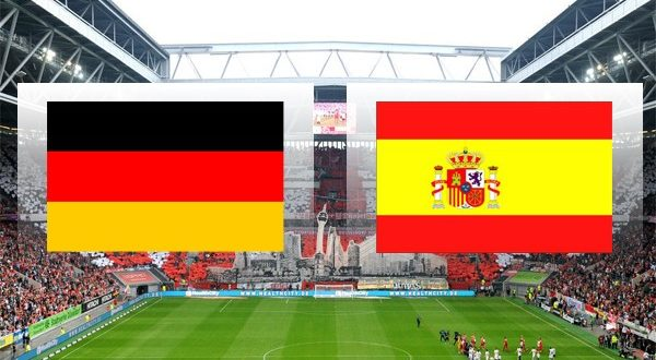Германия – Испания 23 марта 2018: прогноз на матч с хорошим коэффициентом
